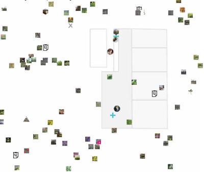 edible plants map