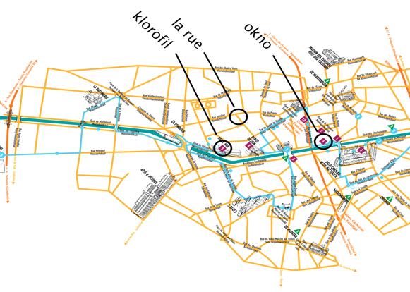 corridor-map
