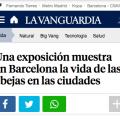 Curious Observations - press, La Vanguardia