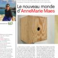Le Nouveau Monde d'AnneMarie Maes