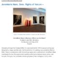 Beehave - AnneMarie Maes. Fundació Miró.