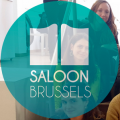 SALOON #13, studio visit - (Brussels, June 2020)